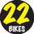 logo 22 bikes